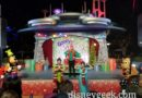 Goofy's Holiday Dance Party at Tomorrowland Terrace