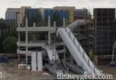 Disneyland New Parking Structure Construction Pictures (1/18/19)