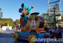 Mickey's Soundsational Parade Returns – Pictures & Video from the 3:30pm Performance