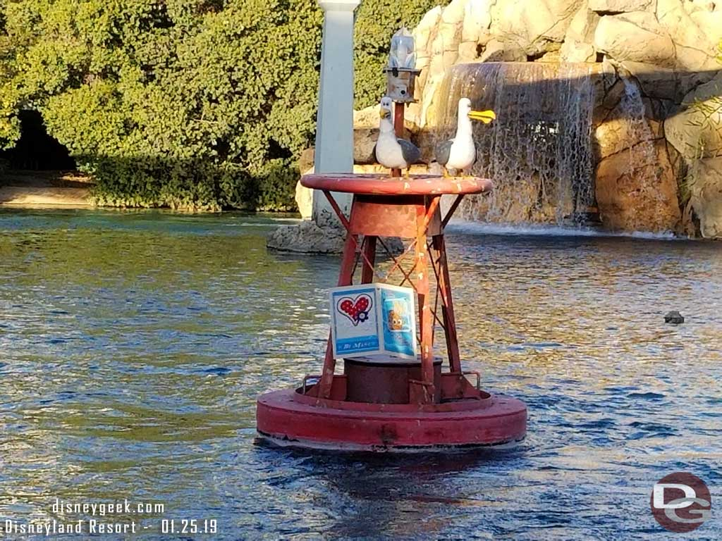 Tomorrowland - Finding Nemo Submarine Voyage Lagoon