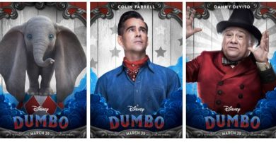 Dumbo - Posters