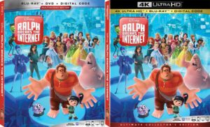 "Disney's ""Ralph Breaks the Internet"""