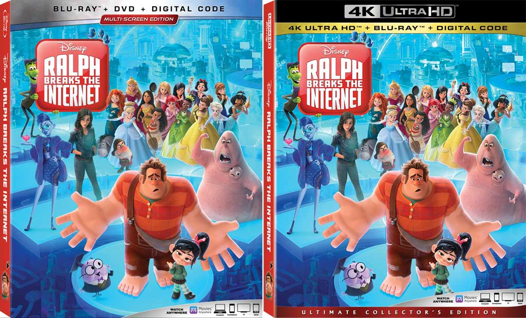 "Disney's ""Ralph Breaks the Internet"""