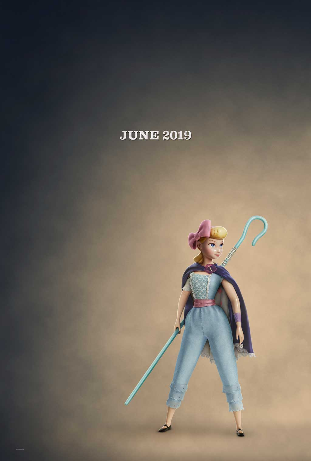 Toy Story 4 - Bo Peep Character Poster