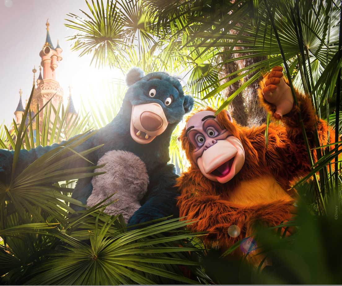 """The Jungle Book Jive"" with Baloo & Co."