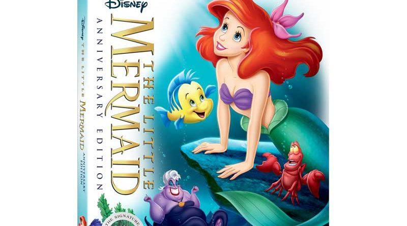 Walt Disney Signature - Little Mermaid