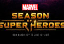 Marvel Season of Super Heroes @ Disneyland Paris – March 23 to June 16