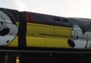 Disneyland Monorail Red Mickey Mouse Wrap (several pictures & video)