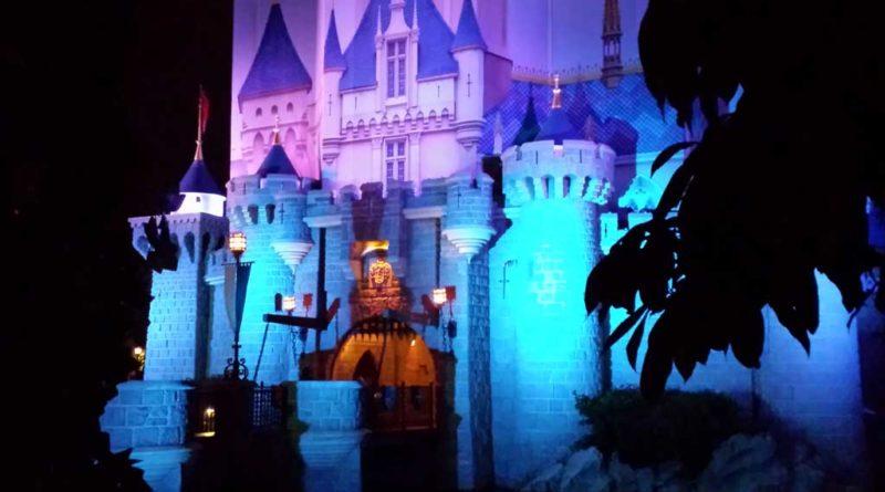 Hong Kong Disneyland - Sleeping Beauty Castle Renovation 2015
