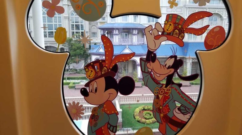 Tokyo Disney - 2018 Disney Easter Liner