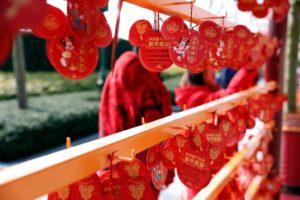 Shanghai Disney Welcomes the Year of the Pig - 上海迪士尼度假区喜迎猪年