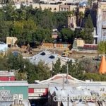 Marvel Project at Disney California Adventure Construction Pictures (2/08/19)