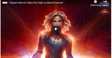 Marvel Games adds Captain Marvel Content