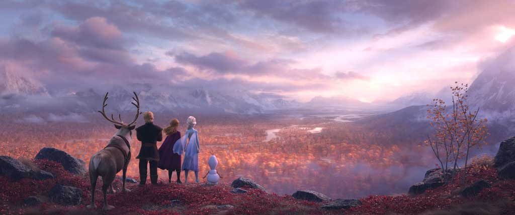 Frozen 2 - Trailer Image