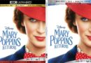 Disney's Mary Poppins Returns on Digital March 12th and Disc March 19th