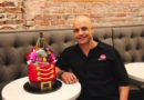 "Chef Adriano Zumbo Designs ""Nutcracker and the Four Realms"" Cake"