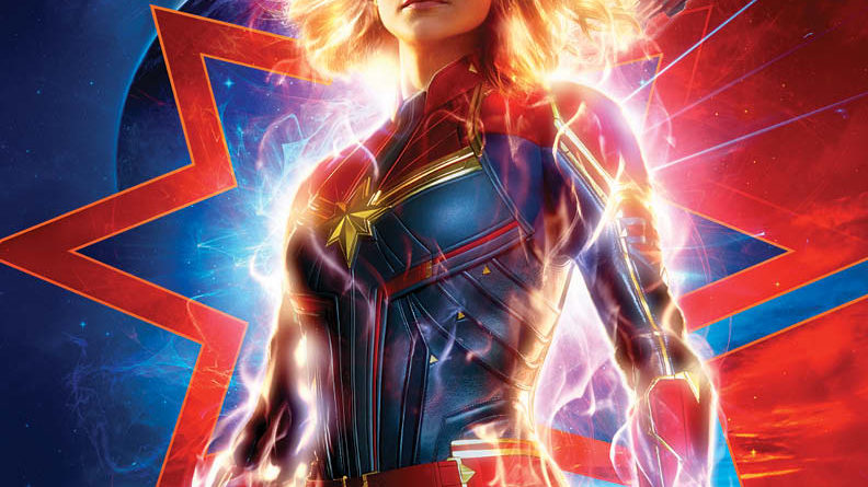 D23 Magazine - Spring 2019 Issue - Captain Marvel