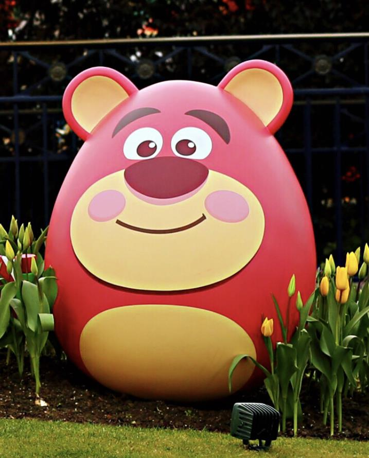 Shanghai Disneyland Spring 2019