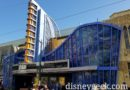 Disney Animation Building Recently Received new exterior artwork (several pictures)