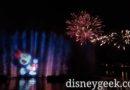 Mickey's Mix Magic from the Rivers of America (several pictures & video)