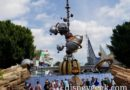 Astro Orbitor reassembley continues in Tomorrowland