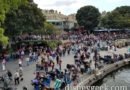 New Orleans Square from the Mark Twain Riverboat