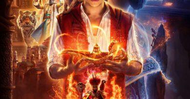 Disney's Aladdin – New Official Trailer & Poster