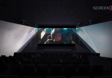 """""""Captain Marvel"""" in ScreenX"""