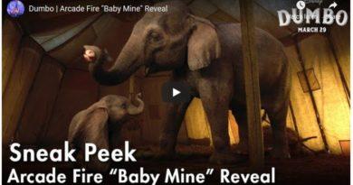Dumbo - Baby Mine