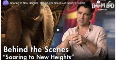 Dumbo Featurette