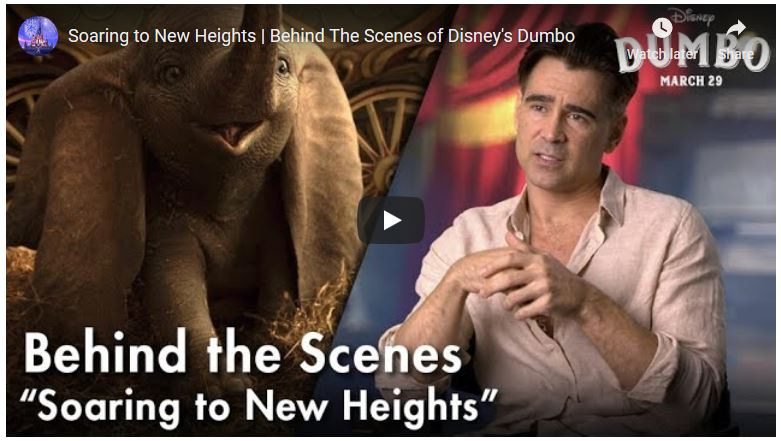 Dumbo Featurette