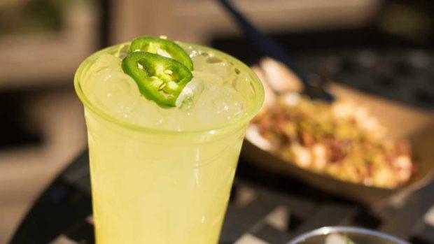 Peppers Cali-Ente - Jalapeño-Lime Margarita
