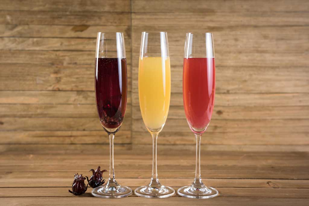 Uncorked California - Mimosa Flight (Hibiscus, Tropical, Mixed Berry)