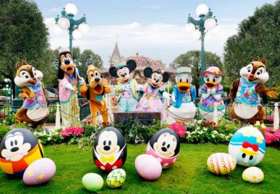 """""""Carnivale of Stars"""" at Hong Kong Disneyland Resort"""