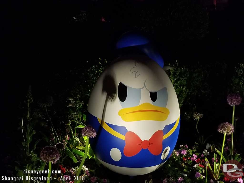 Donald Duck in the Gardens of Imagination