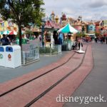 The Jolly Trolley is not out in Toontown