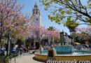 Carthay Circle at Disney California Adventure this afternoon