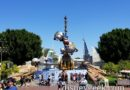 Disneyland Astro Orbitor is still closed for renovation