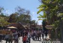 Pictures: Disneyland Adventureland Entrance Work