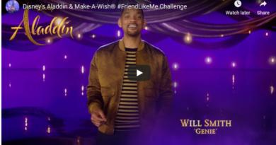 Friend Like Me Challenge - Aladdin