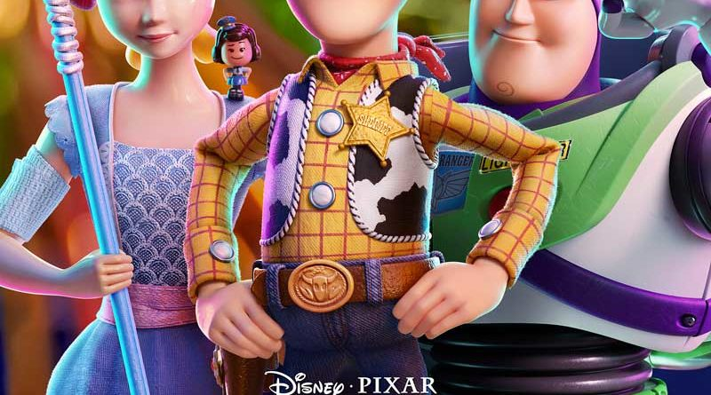 Toy Story 4 - Final Poster