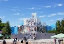 Disneyland Sleeping Beauty Castle Renovation Continues