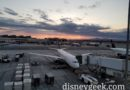 Sunset at LAX