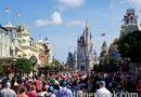 Starting my day at the Magic Kingdom – Main Street USA