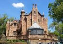 Haunted Mansion at the Magic Kingdom
