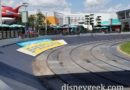 Tomorrowland Speedway & Tomorrowland both feature some new colors