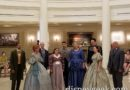 Voices of Liberty performing at the American Adventure