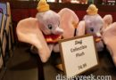 $75 Dumbo Plush in Big Top Souvenirs