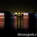 Electrical Water Pageant on Seven Seas Lagoon