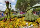 Pictures: Toy Story Topiaries in Future World at Epcot